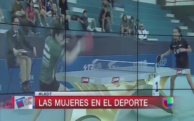 Grande hitos de las mujeres en el deporte de Puerto Rico