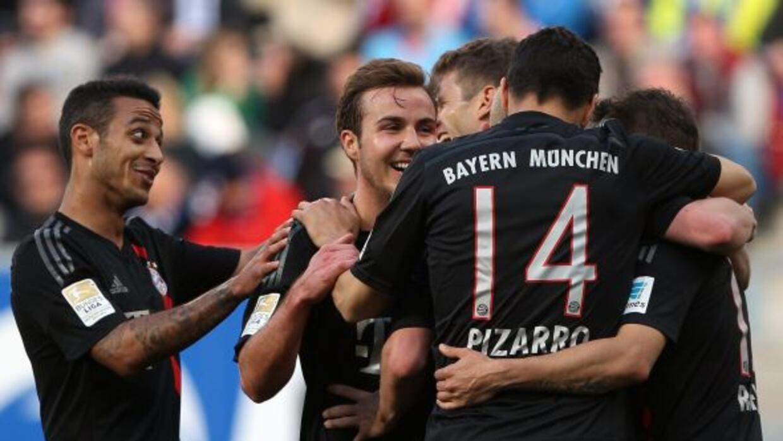 El líder de Alemania recuperó la sonrisa tras la derrota en Oporto a med...