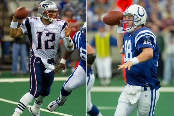 2.- 21 de octubre del 2001.- Tom Brady enseña un poco más en su revancha...