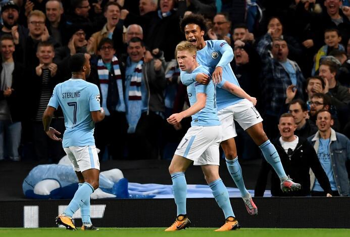 Manchester City 2-1 Napoli: el equipo de Pep Guardiola se quedó con los...