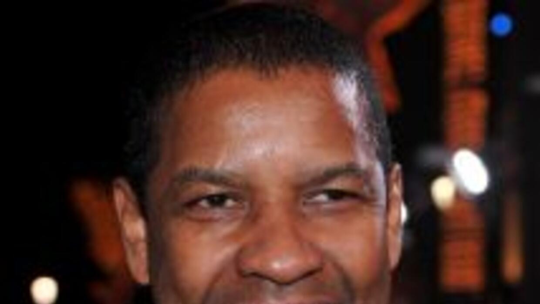 Un actor con talento descomunal, Denzel Washington no tiene precedentes.