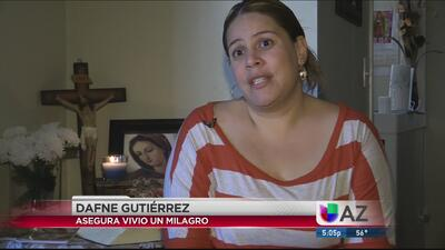 Misa en honor a Dafne Gutiérrez