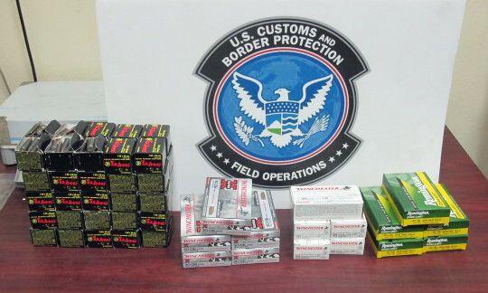 Una mujer de Sonora fue arrestada en el Puerto de San Luis por intentar...