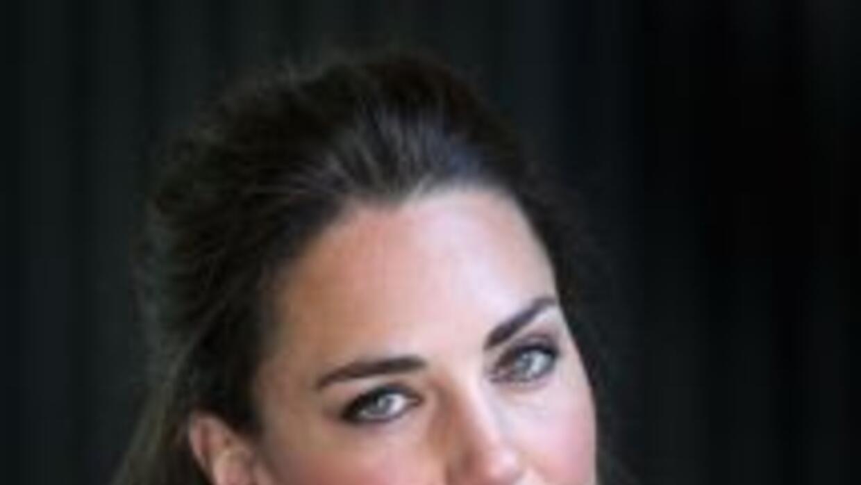 Primera gira de William y Kate Middleton