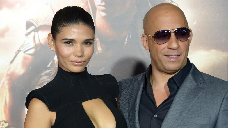 Vin Diesel y Paloma Jimenez
