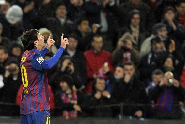Lionel, con sus 54 goles y 22 asistencias, ha participado en más del 50%...