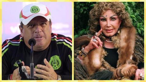 Las apariciones más raras en las telenovelas