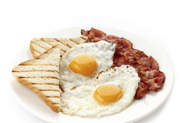 Viernes: huevos. Se pueden preparar de muchas maneras deliciosas. Sylvia...