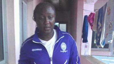 Fallece portera en partido de la liga femenil de Camerún
