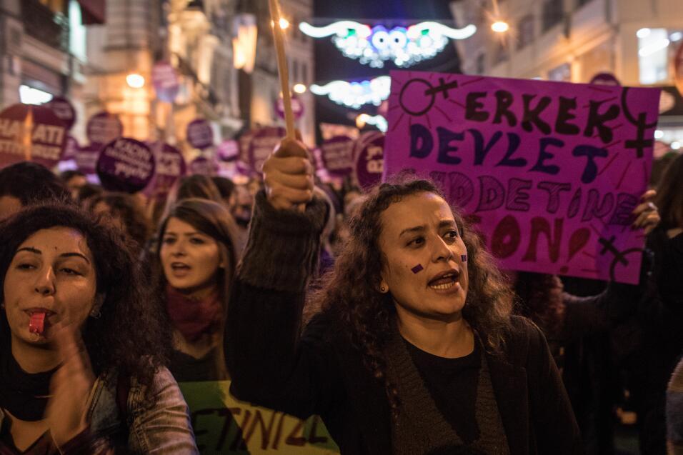 Día violencia contra la mujer