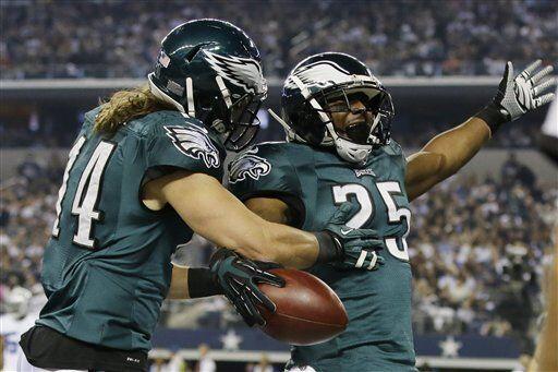 LeSean McCoy, corredor de los Philadelphia Eagles (AP-NFL)