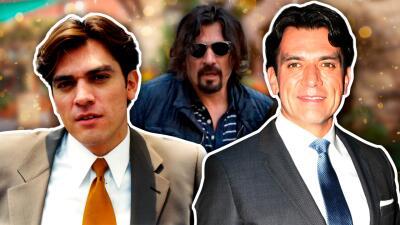 Así se ha transformado Jorge Salinas a través de medio siglo