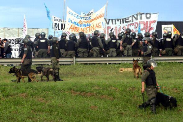 El dirigente sindical, Juan Carlos Schmid, realizó un balance preliminar...