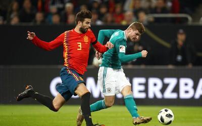 Ambas selecciones se confirmaron como candidatas a ganar la Copa del Mundo.