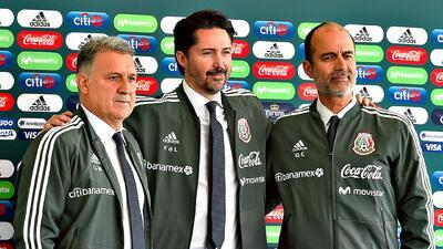 Presidente de la FMF explicó el plan del Tata con los clubes de la Liga MX, rumbo a la Copa Oro 2019