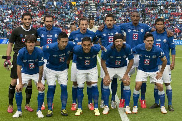 Cruz Azul fue el líder del torneo regular del Clausura 2014. La e...
