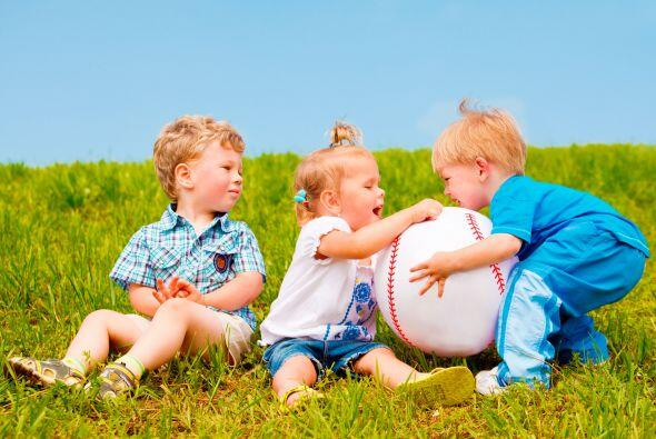 ¿Un niño le quitó la pelota a tu hijo en el parque?...
