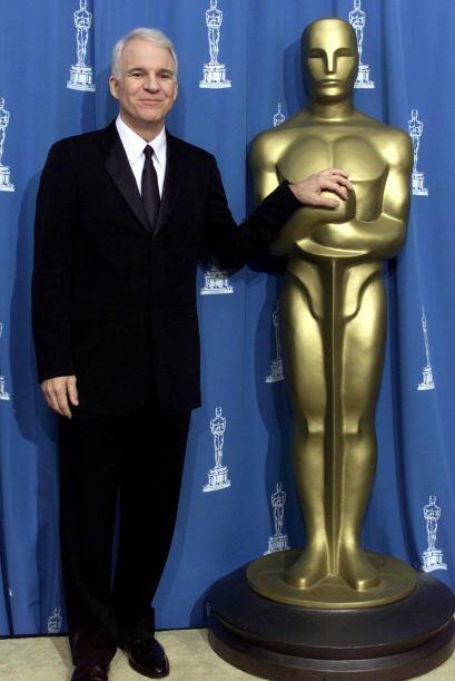 """Aunque nunca se ha llevado la estatuilla como """"Mejor Actor"""", la Academia..."""
