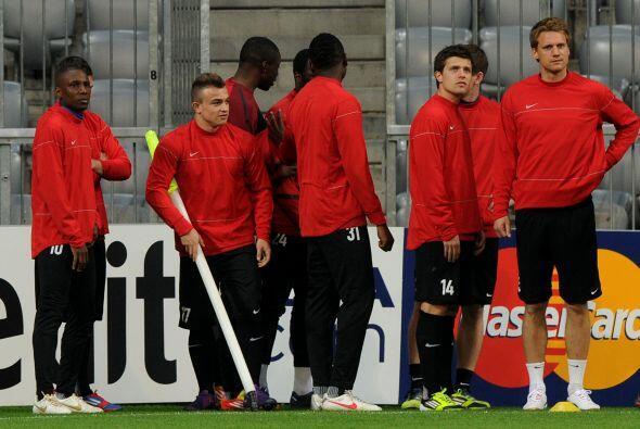 El buen ambiente en el grupo es su mayor fortaleza, así como su gol a fa...