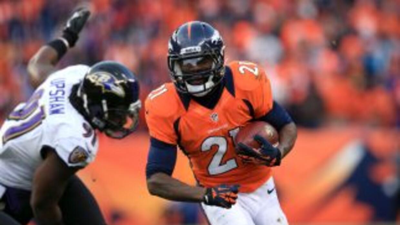 Ronnie Hillman quiere ser el titular de los Broncos.