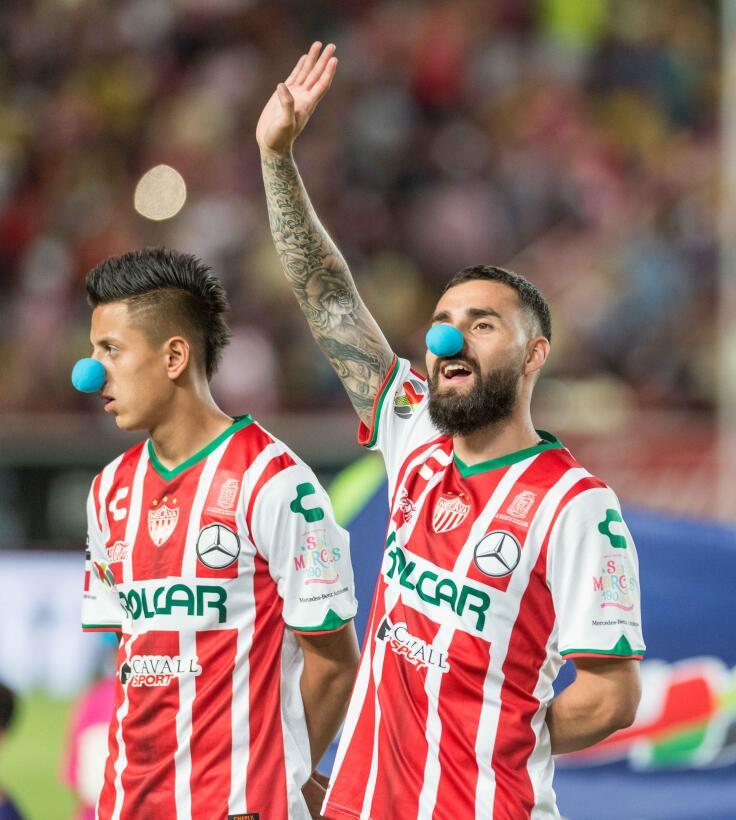 En fotos: Así queda la tabla general tras 14 jornadas en la Liga MX 01-n...