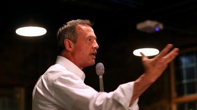 O'Malley y Huckabee se retiran de primarias tras fracaso en Iowa GettyIm...