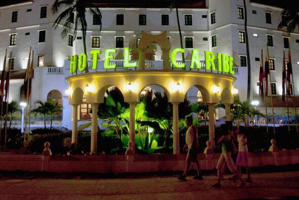 Los encuentros tuvieron lugar en el Hotel Caribe de dicha ciudad, días a...