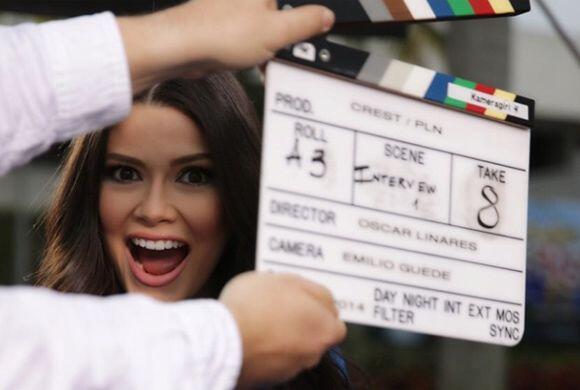 """""""Tú eres el actor principal de tu propia vida"""", escribió Ana. (Marzo 2,..."""