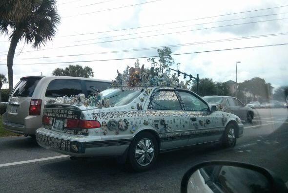 Cosas insólitas que solo se ven en Florida.