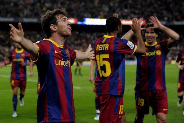 Barcelona ganó, sigue puntero y mantiene los 8 puntos sobre el Re...
