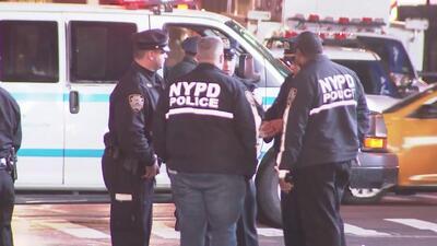 Un hombre murió baleado en la cabeza frente a un bar en el área de Times Square