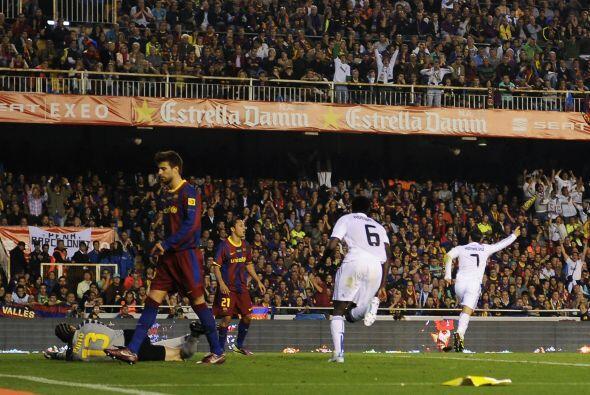 Fue precisamente en la final de la Copa del Rey del pasado año donde el...