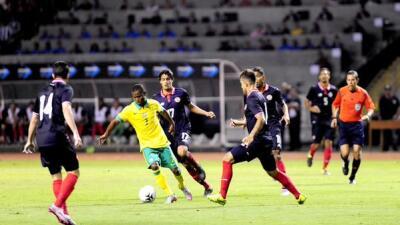 Costa Rica 0-1 Sudáfrica: Costa Rica pierde con Sudáfrica y deja muchas dudas