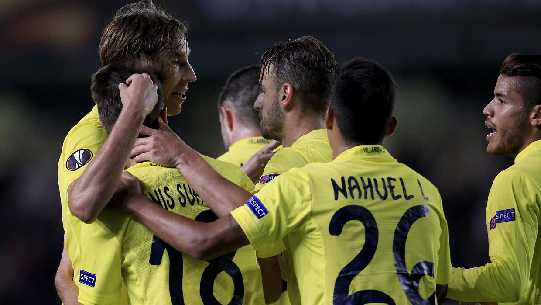 Villarreal sacó empate en San Mamés