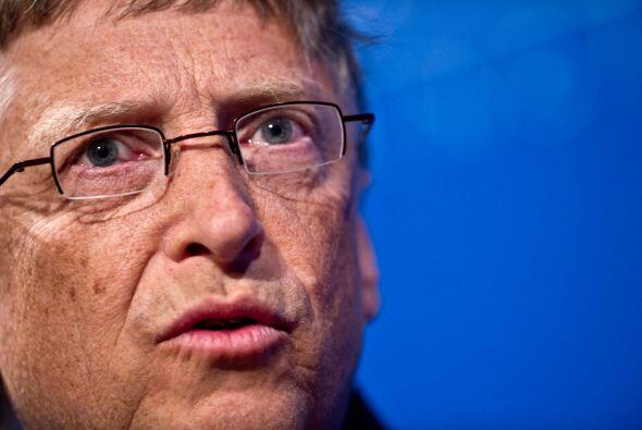 """3. S""""LO HEREDARÁ PARTE DE SU FORTUNA- La riqueza de Bill Gates asciende..."""