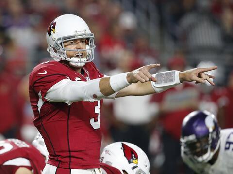 Los Arizona Cardinals clasificaron a la postemporada luego de la victori...