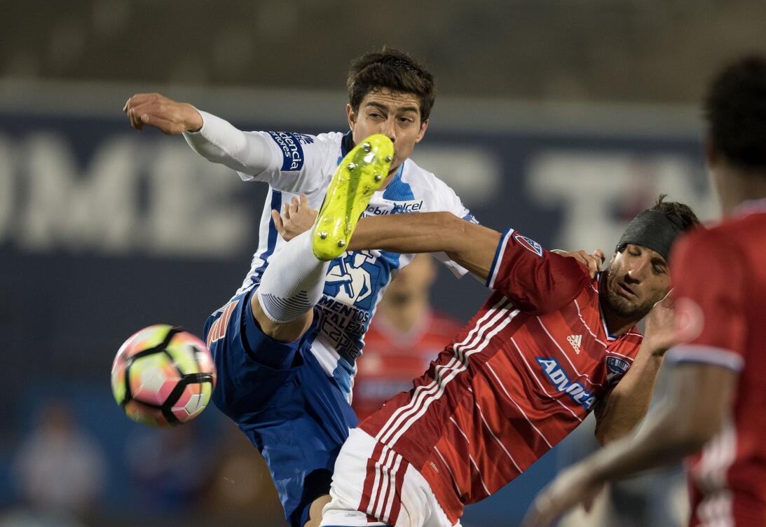 Dallas da un gran paso al vencer al Pachuca en ida de semifinales de Lig...