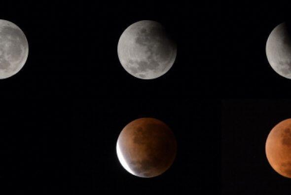 La próxima luna roja se espera el 8 de octubre de este año.