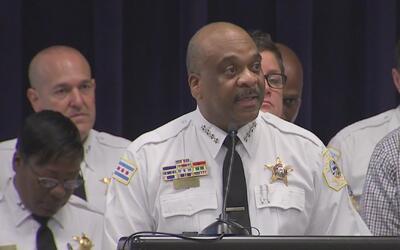 Policía de Chicago presentó nuevas reglas para el uso de la fuerza físic...
