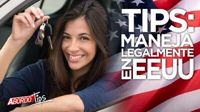 Cómo manejar legalmente y en paz en EEUU | A Bordo Tips