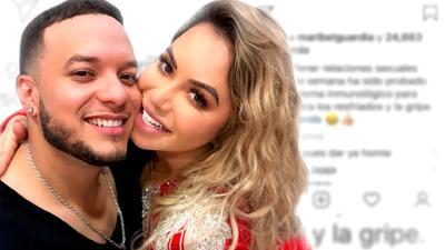 Chiquis Rivera y Lorenzo Méndez encienden Instagram con sus íntimas (y públicas) confesiones