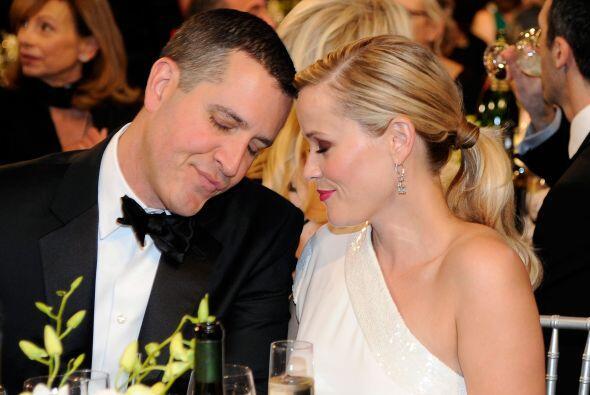 ¡Doble AWWWWWWWWWWWW!, pero qué ternura la de Reese Witherspoon y su mar...