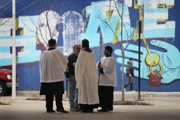 El miércoles 22 de febrero de 2012, marca el inicio de la Cuaresma.