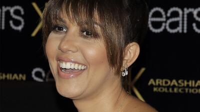 Kourtney Kardashian está dispuesta a enfrentar al que reclama paternidad...