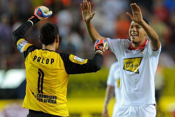 Ni todo el arsenal ofensivo de los 'merengues' fue capaz de marcarle gol...