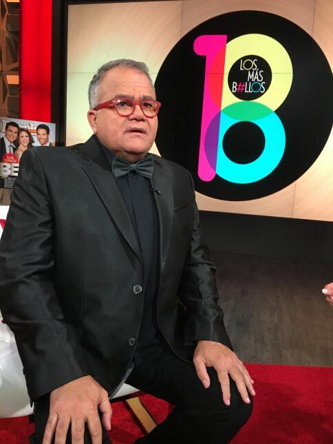 Así se preparó el especial de Los 50 Más Bellos de People en Español  IM...