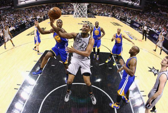 Spurs vs. Warriors