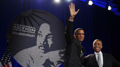 Obama y Sharpton siempre han sido socios incómodos
