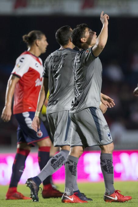 En Fotos: Un contundente Monterrey hunde al Veracruz anotacion-de-arturo...