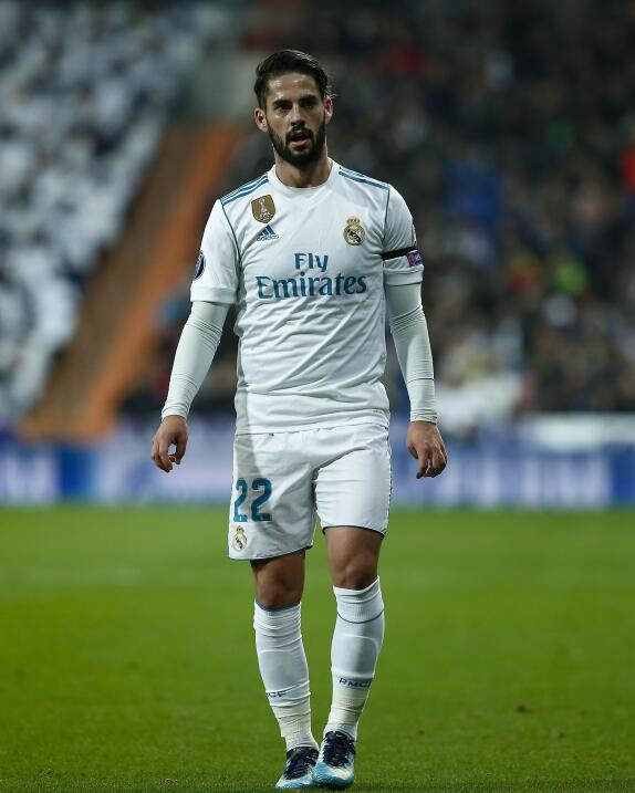 12. Isco Alarcón (Real Madrid / España)
